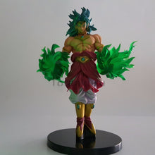 Charger l'image dans la galerie, Figrurine Broly Green Power Led - Dragon Ball Z