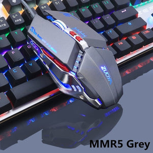 Souris Gaming ZUOYA 8D USB Laptop PC