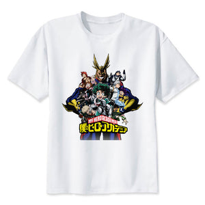 T Shirts - My Hero Academia