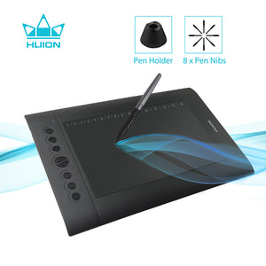 Tablette Graphique - HUION H610 PRO V2