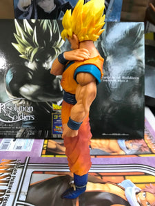 Figurine Goku Super Saiyan - Dragon Ball Z