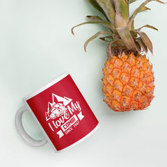 MUG - I LOVE MY COMBI - RED EDITION