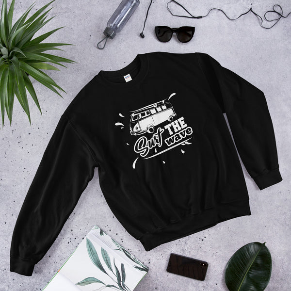 ILOVEMYCOMBI - SURF THE WAVE - SWEATSHIRT EDITION