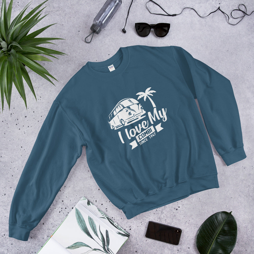 ILOVEMYCOMBI - SUNRISE - SWEATSHIRT EDITION