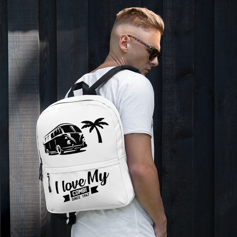 ILOVEMYCOMBI - BADPACK - LIMITED EDITION