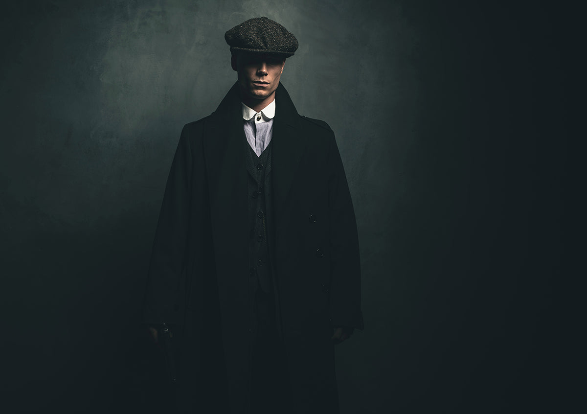 Oxford - Dapper Style Trends How to Get the Peaky Blinders Look