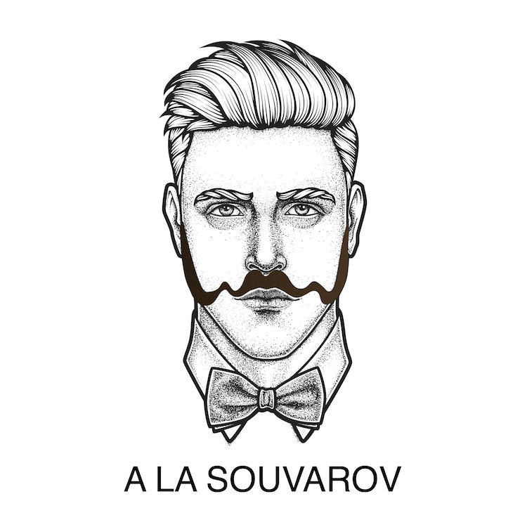 OxfordShop-A La Souvarov Beard