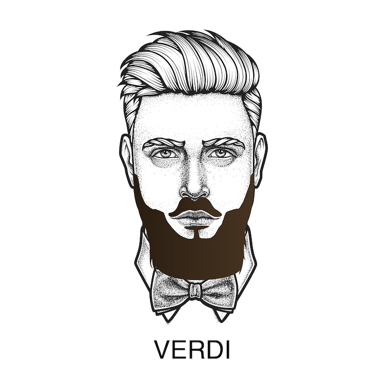 OxfordShop-Verdi Beard