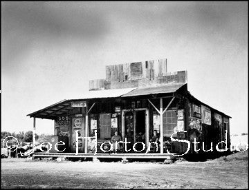 Old Country Store near the Chickamauga Dam, circa 1930's