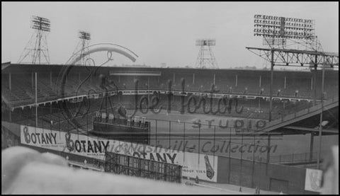 An Empty Ebbets Field