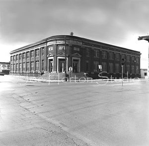 The Stock-yards Building - circa 1975