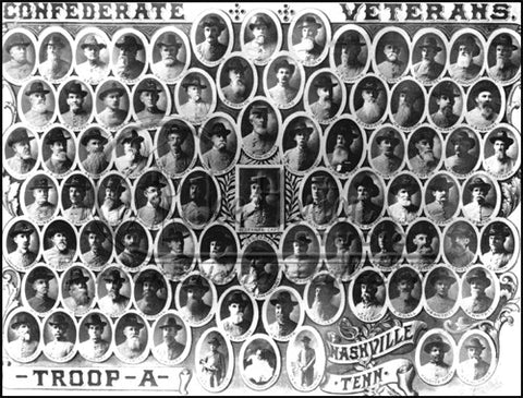 Confederate Veterans - Troop A