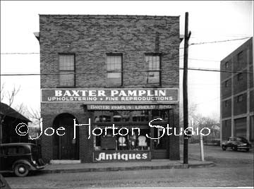 Baxter Pamplin Shop