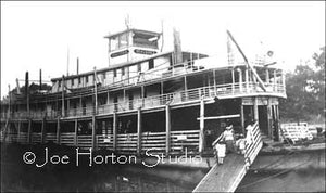 The H.G.Hill at the Wharf - circa 1910