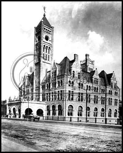 Early Image of Union Station