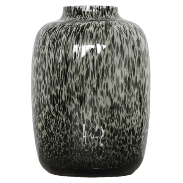 Vaas Bulb spotted leopard grey S