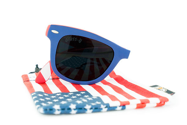 Glass-U Stars and Strips sunglasses