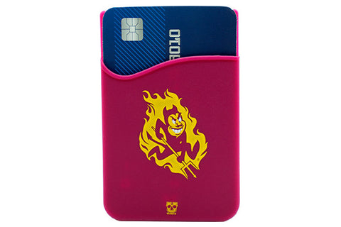 Glass-U Arizona State phone wallet