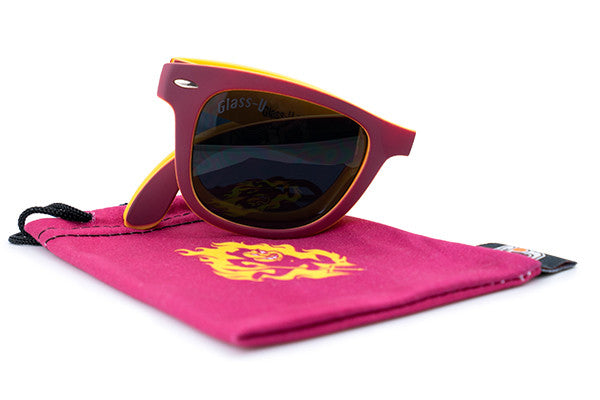 Glass-U Arizona State shades