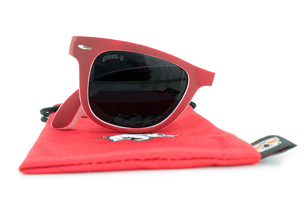 Glass-U Arkansas Razorbacks Sunglasses