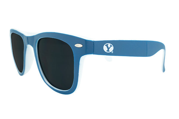 Glass-U Brigham Young sunglasses
