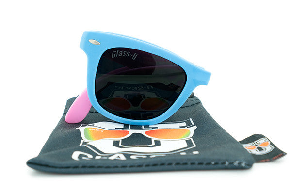 Glass-U custom designed sunglasses