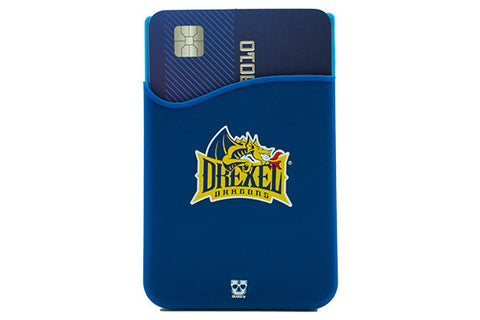 Glass-U Drexel Dragons phone wallet