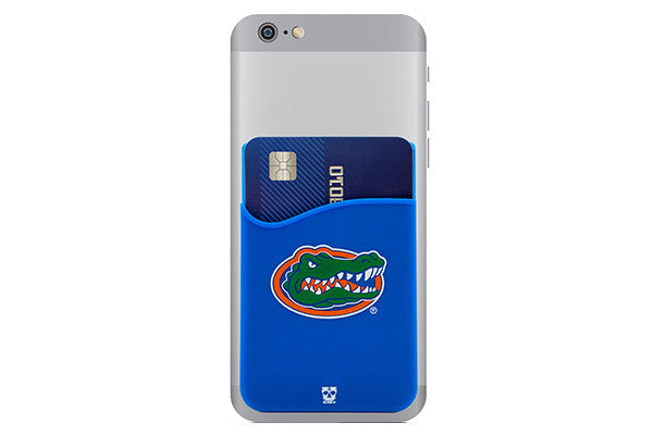 Glass-U Florida gators phone wallet