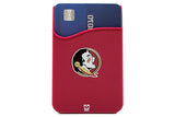 Florida State phone wallet by Glass-U