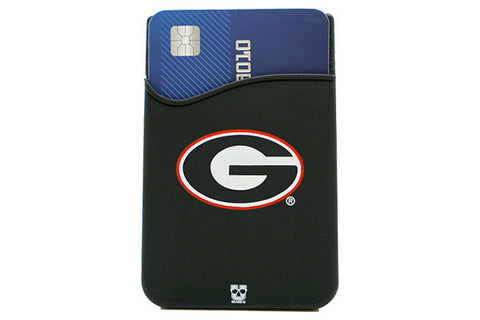 Glass-U Georgia Bulldogs phone wallet