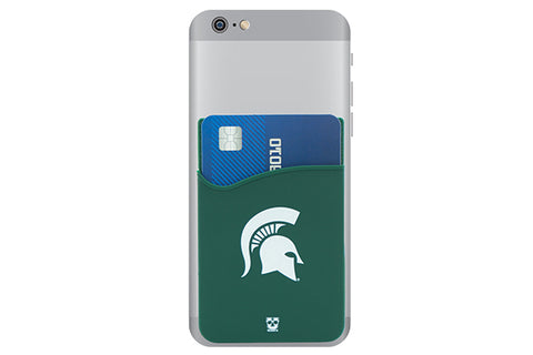 Michigan State Phone Wallet - NEU