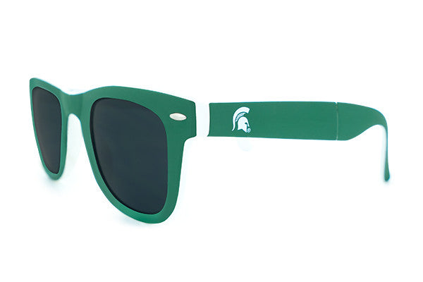 Glass-U Michigan State Sunglasses