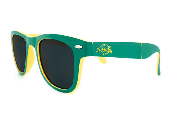 Glass-U North Dakota State Bison Sunglasses