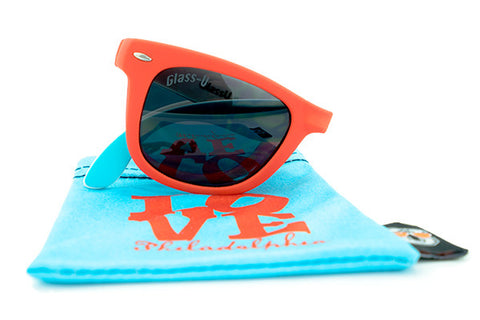 Glass-U custom Love Philly sunglasses