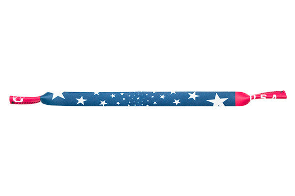 America USA Croakies - Glass-U