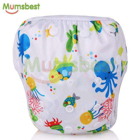 Swim Cloth Nappy (17 Styles)-Dear Baby