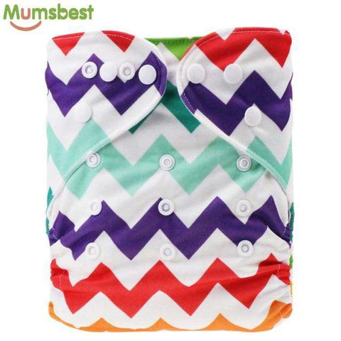 Image of Cartoon Pattern Cloth Nappies (29 Styles)-Dear Baby