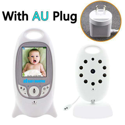 Image of Wireless Video Color Baby Monitor-Dear Baby