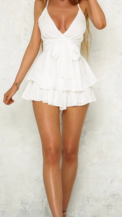Kelsey Frill Playsuit