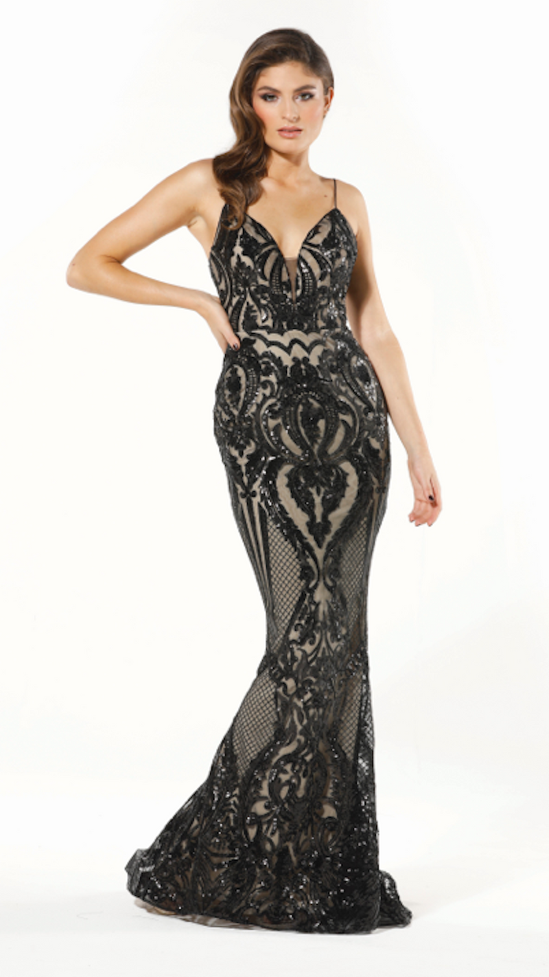 Couture Tina Holy Evening Gown