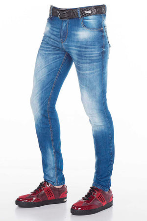 Cipo and Baxx Mens Denim Jeans