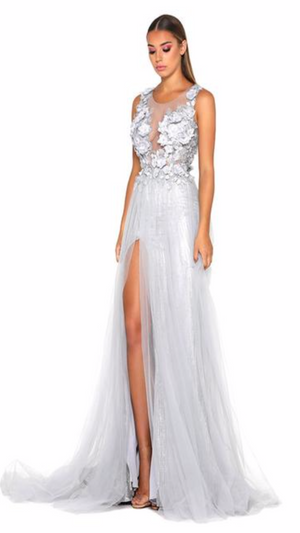 Couture Portia and Scarlett Evening Formal Gown