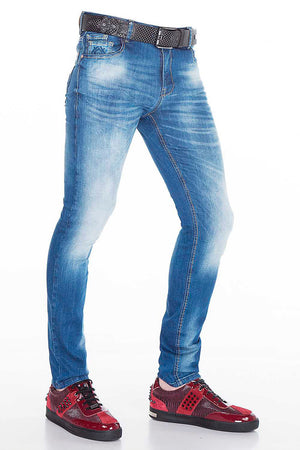 Mens Blue Denim