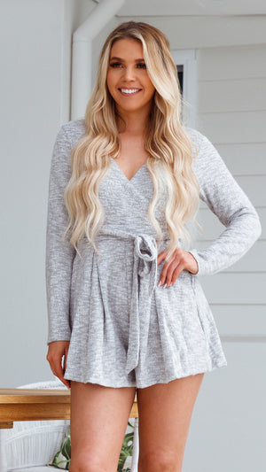 Aria Knit Playsuit