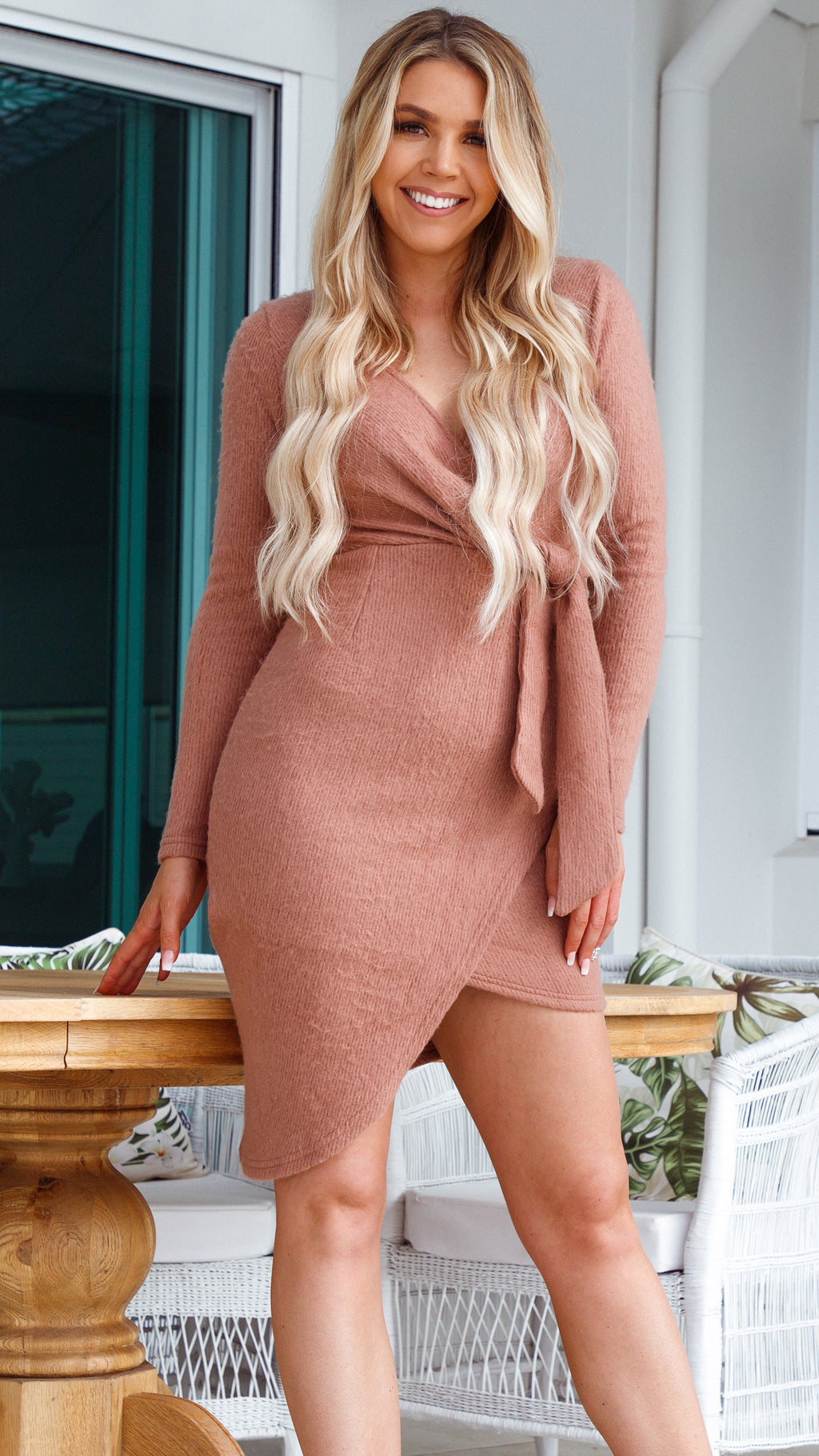 Holly Knit Midi