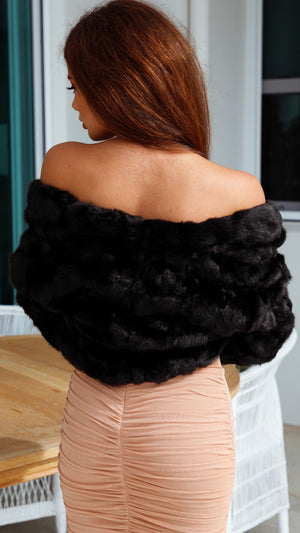 Kimmy Fur Jacket