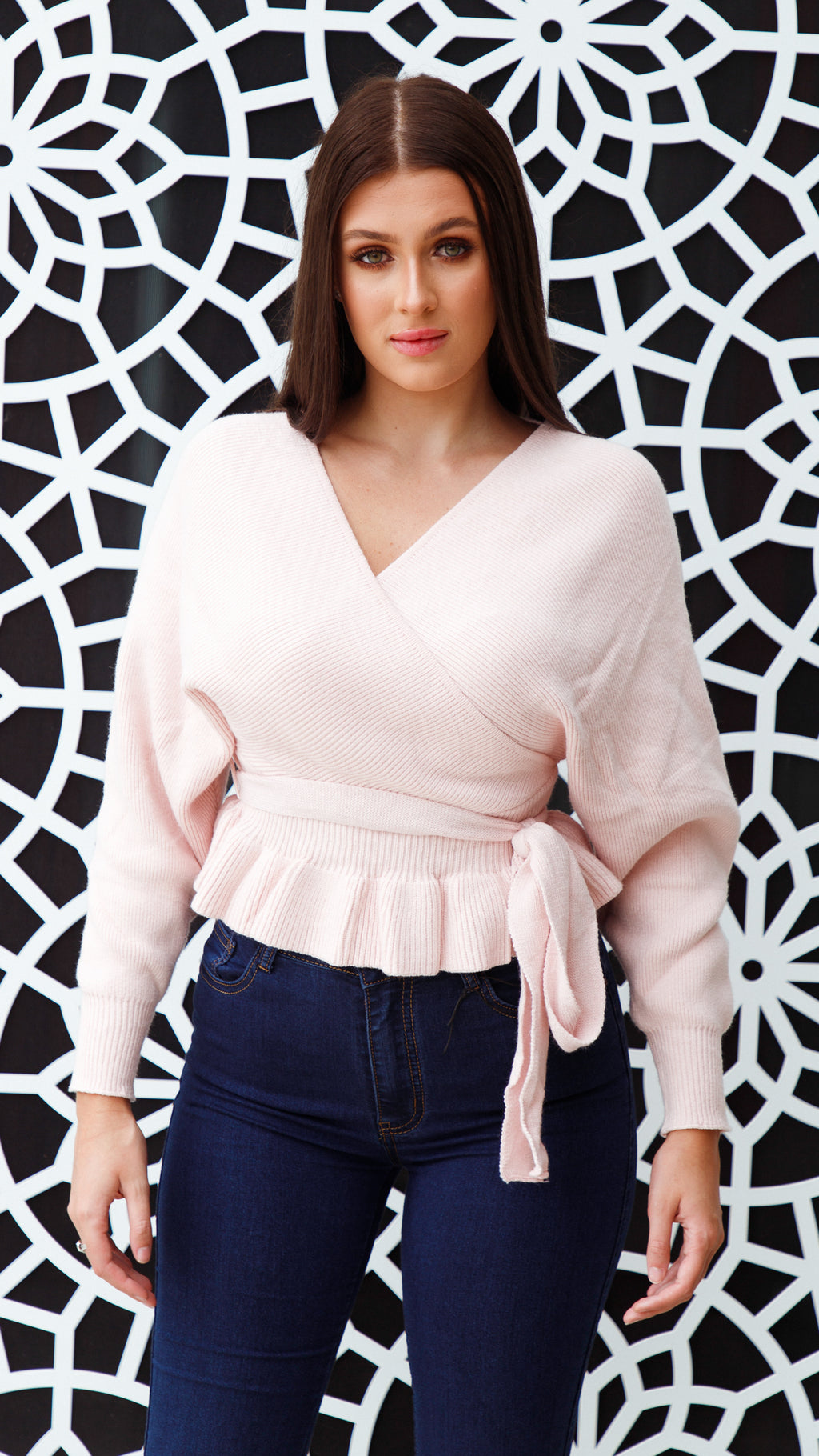 Penelope Blush Knit