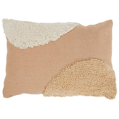Cushion Cotton Nude - Eden Gardens