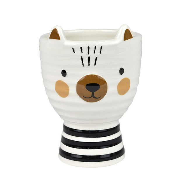 Blake Bear Ceramic Pot - Eden Gardens