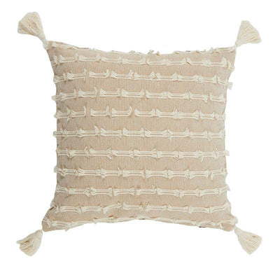 Portsea Cotton Cushion - Eden Gardens